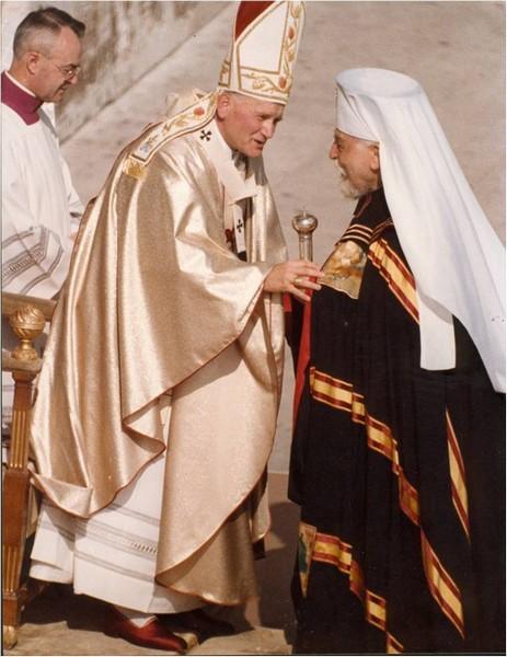 """""""Патріарх Йосиф думав пророчо, а ми були замолоді, щоб йому не вірити…"""""""