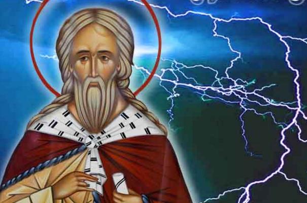 День пророка Іллі відзначають за Юліанським календарем