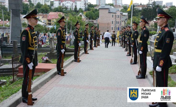 У День прапора у Львові відбудеться екуменічна молитва  за героїв України