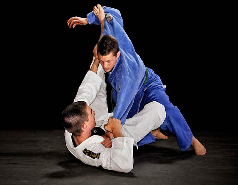 Джиу-джитсу как способ самозащиты