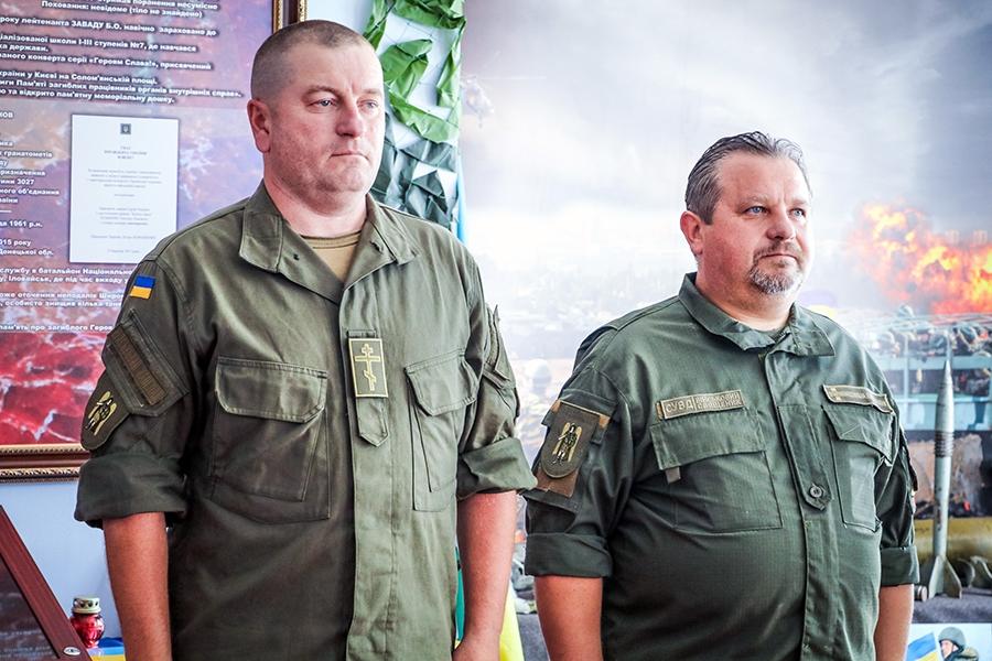 Львівський священик став першим капеланом, який отримав посвідчення учасника бойових дій
