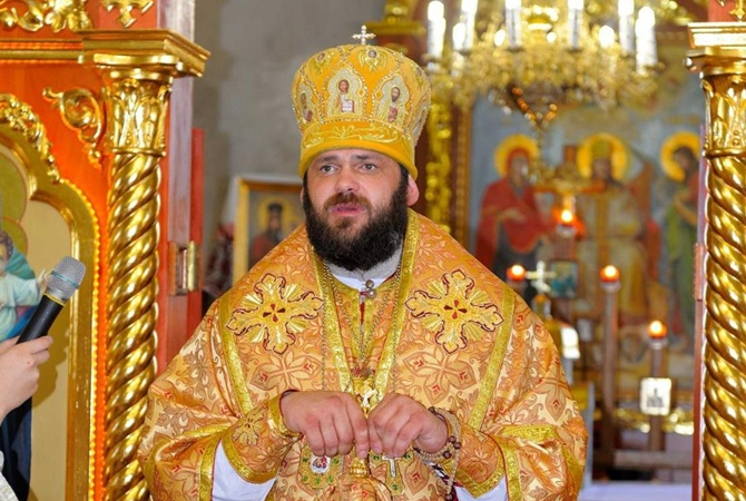 Скандального архиєпископа Мстислава (Гука) вивели за штат УАПЦ