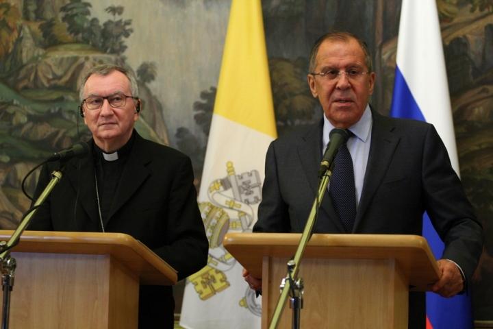 Росія та Ватикан ухвалили безвіз для громадян з дипломатичними паспортами