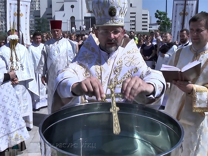 На V прощі до Патріаршого собору УГКЦ названо 3 завдання цього храму