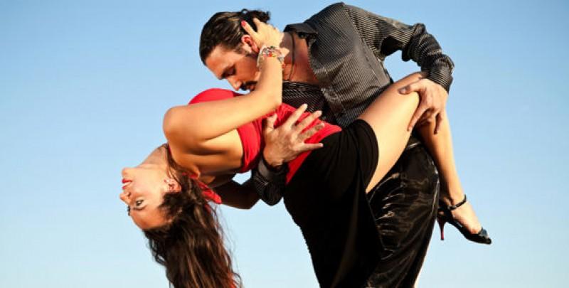 Обучение танцам в Киеве: сальса за 3 месяца!
