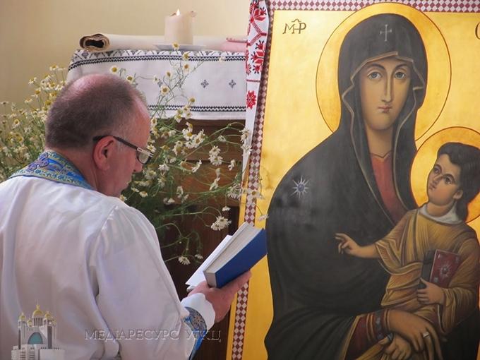 УГКЦ відкриє у Донецькому екзархаті два Марійські відпустові місця