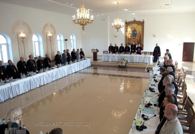Єпископи УГКЦ зі всього світу з'їжджаються до Львова на Синод