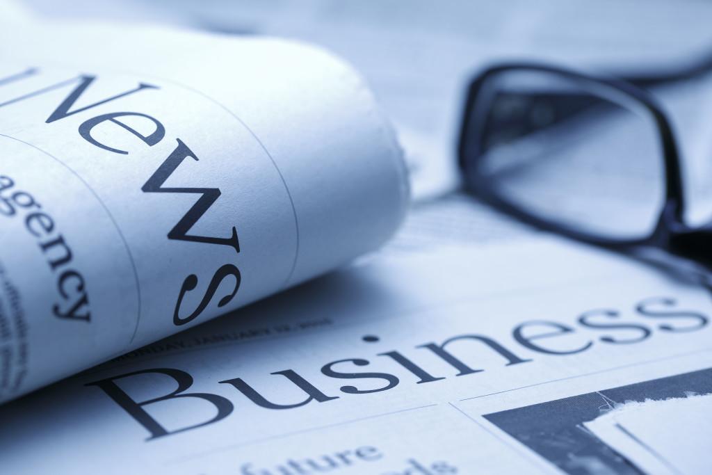 Самые свежие новости бизнеса