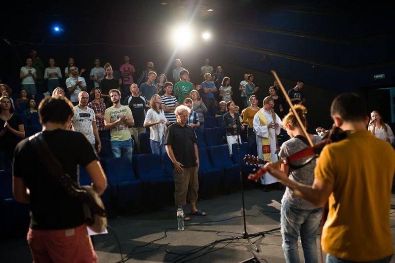 50 музикантів-християн взяло участь у з'їзді на Львівщині
