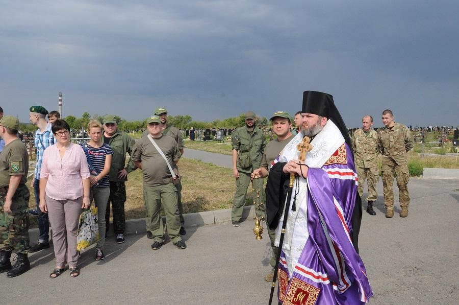 Церкви пом'янули річницю Іловайської трагедії — масового розстрілу військами РФ українських бійців