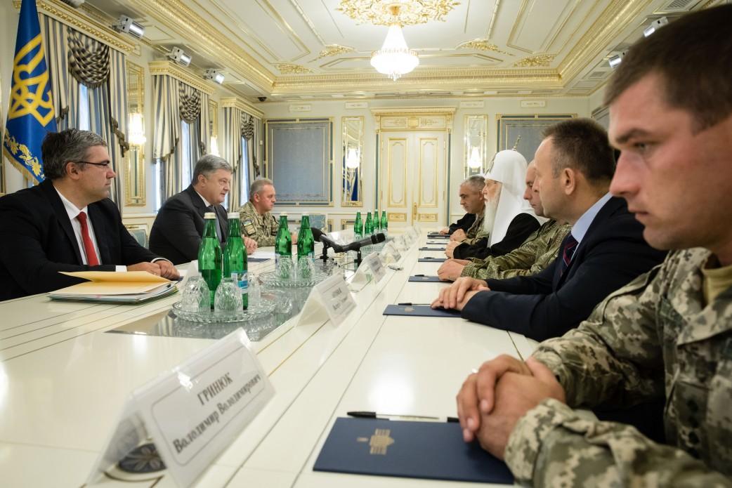 Президент на прохання керівників церков та героїв України підписав закон про амністію