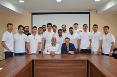 Преподаватели арабского языка со всей страны провели семинар в Исламском культурном центре Киева