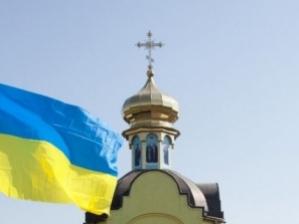 Кримські переселенці закликали запровадити санкції до осіб, причетних до блокування храму в Симферополі