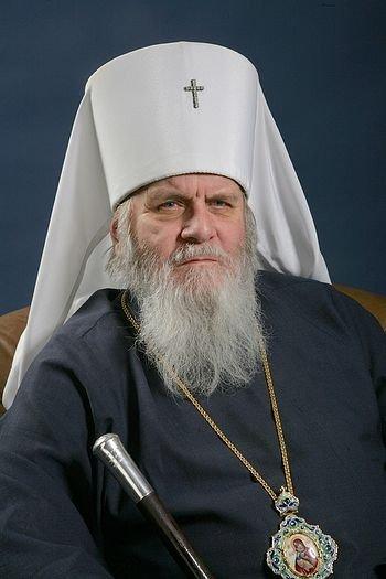 Таллинский митрополит РПЦ опасается, что украинцы пойдут по