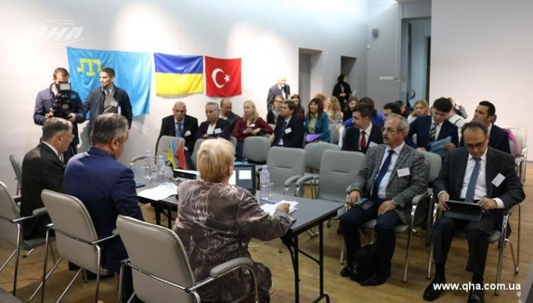У Києві відбувся міжнародний симпозіум «Тюркська культура на землях Дешт-і-Кипчак»