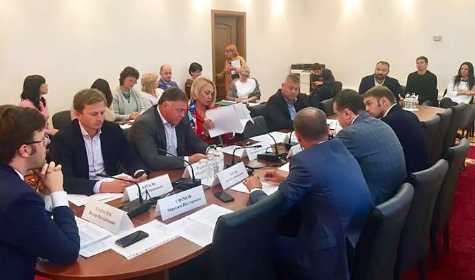 Парламентський Комітет підтримав скасування нотаріального посвідчення статутів релігійних організацій