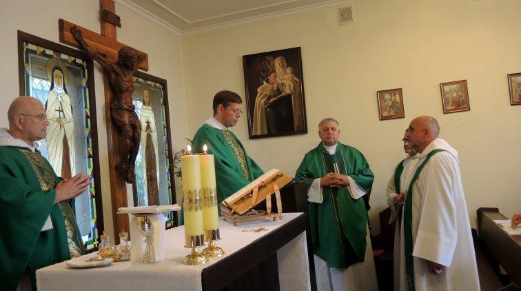 Домініканці відкрили у Харкові монастир