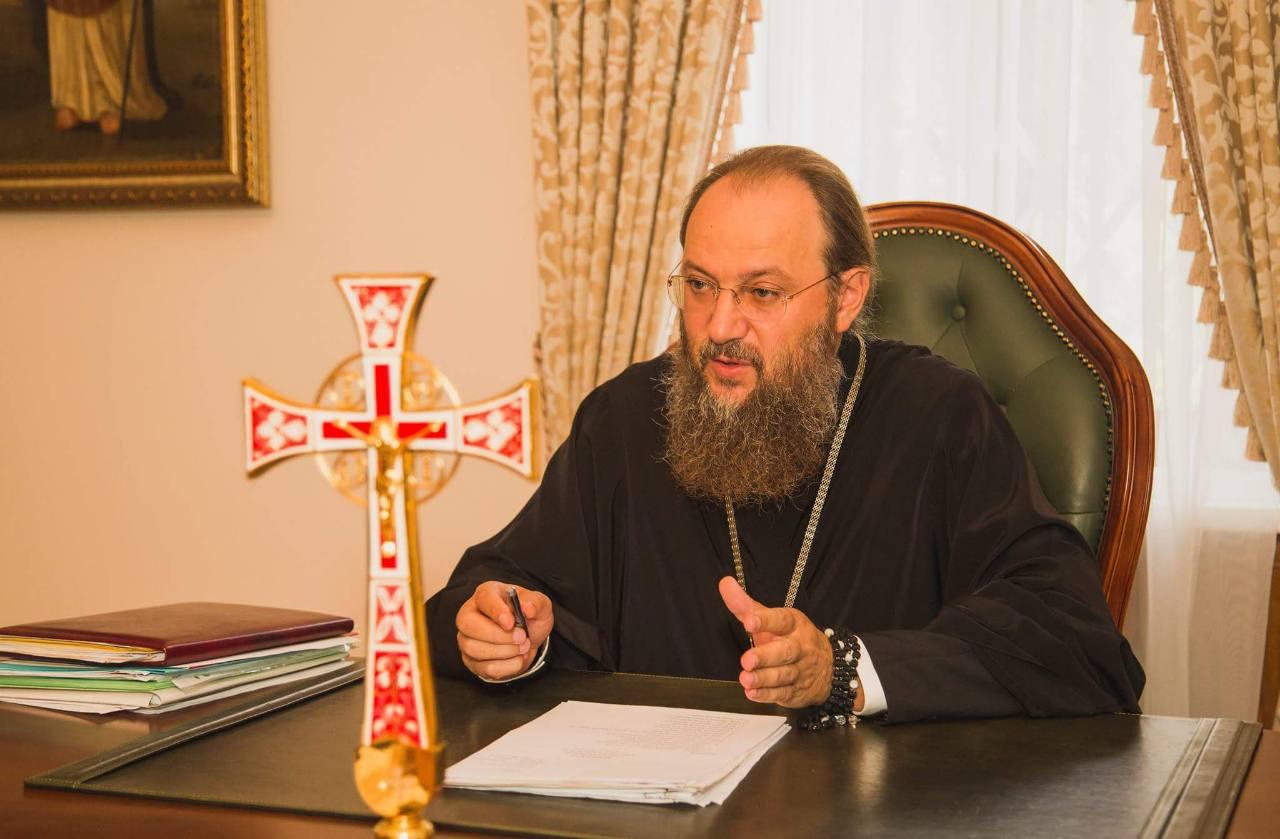 Керуючий справами УПЦ (МП) пропонує УПЦ КП відновити єдність, а потім думати про нові форми канонічного статусу спільної Церкви