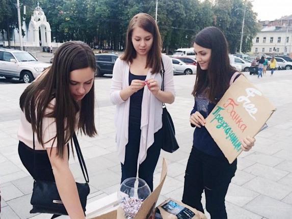 Миссия Steiger провела евангелизацию в Киеве и Харькове
