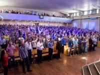 В Славянске стартовала конференция для волонтеров-прифронтовиков