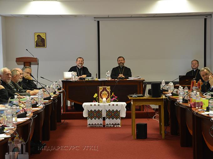 УГКЦ може створити персональну єпархію, яка об'єднуватиме військових капеланів