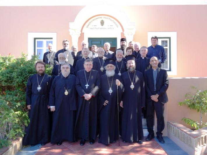 За участю УГКЦ продовжується богословський діалог між Католицькою і Православними Церквами