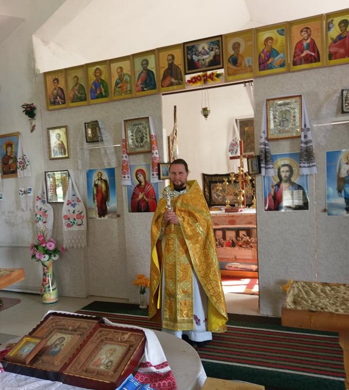 Клірик кафедрального собору УПЦ (МП) перейшов до УПЦ КП