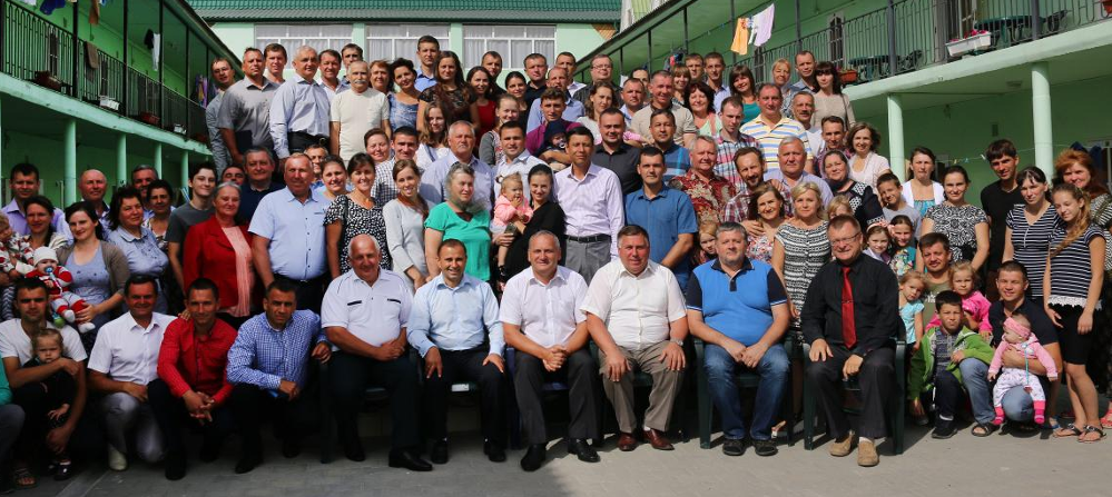 Всеукраїнська конференція євангелістів п'ятидесятників відбулася у Генічеську