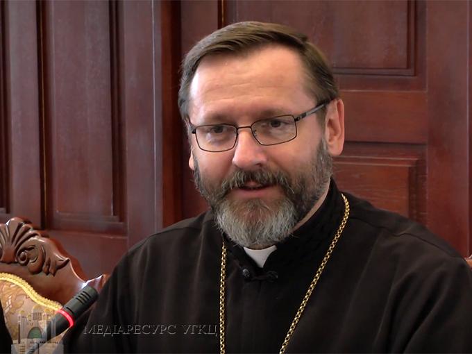 Глава УГКЦ презентував науковий проект з дослідження Київського християнства