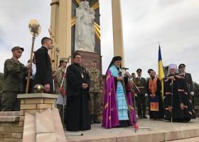 Понад три тисячі осіб взяли участь у ІХ Всеукраїнському військовому паломництві УГКЦ