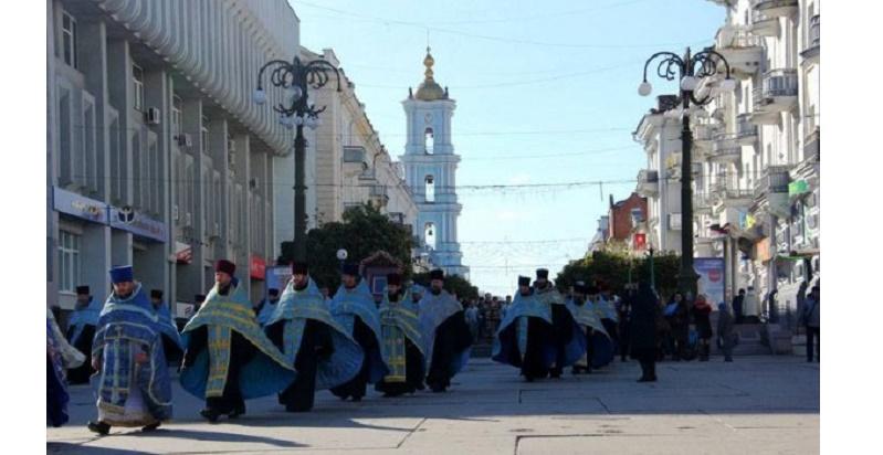 Всупереч міськвиконкому УПЦ проведе хресну ходу в Сумах