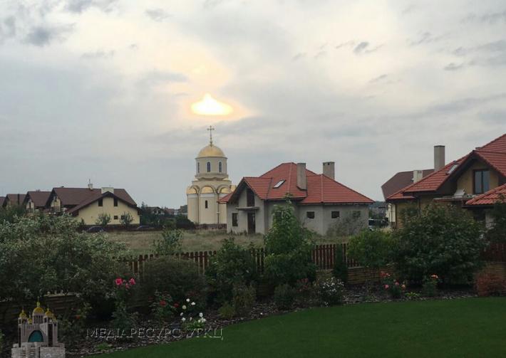 Глава УГКЦ освятив новий храм на Київщині