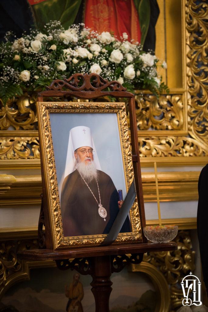 УПЦ поховала Ніжинського митрополита