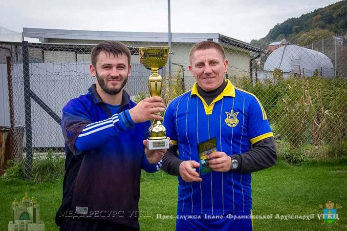В Івано-Франківську відбудеться турнір з міні-футболу між священнослужителями УГКЦ