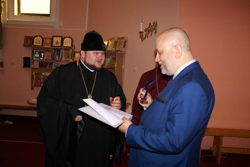 Закарпатська єпархія УПЦ КП та генеральне консульство Польщі обговорюють питання співпраці