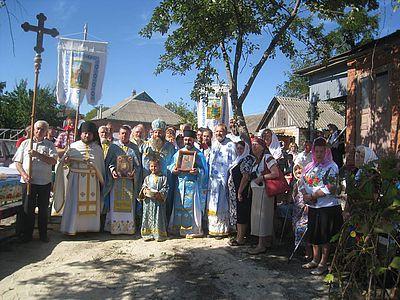 УАПЦ відкрила на Харківщині новий храм