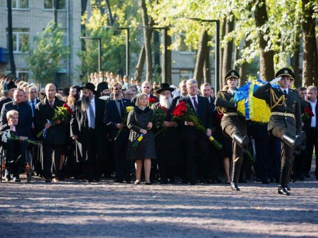 Католики, юдеї, роми та інші проведуть в Києві ходу пам'яті жертв Бабиного Яру