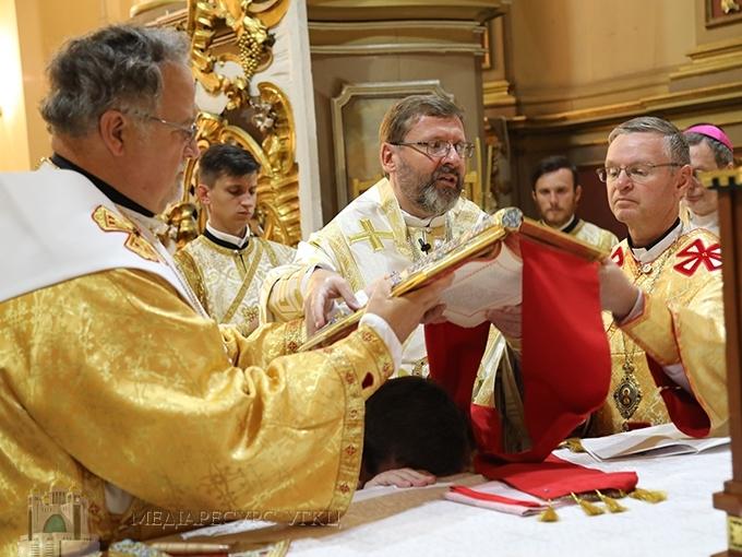 Хіротонізовано нового єпископа УГКЦ