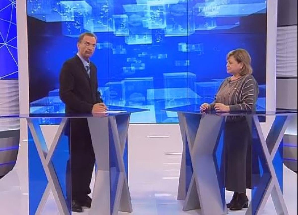 В ефірі «ДТРК ЛНР» кажуть, що Голодомору в Україні не було