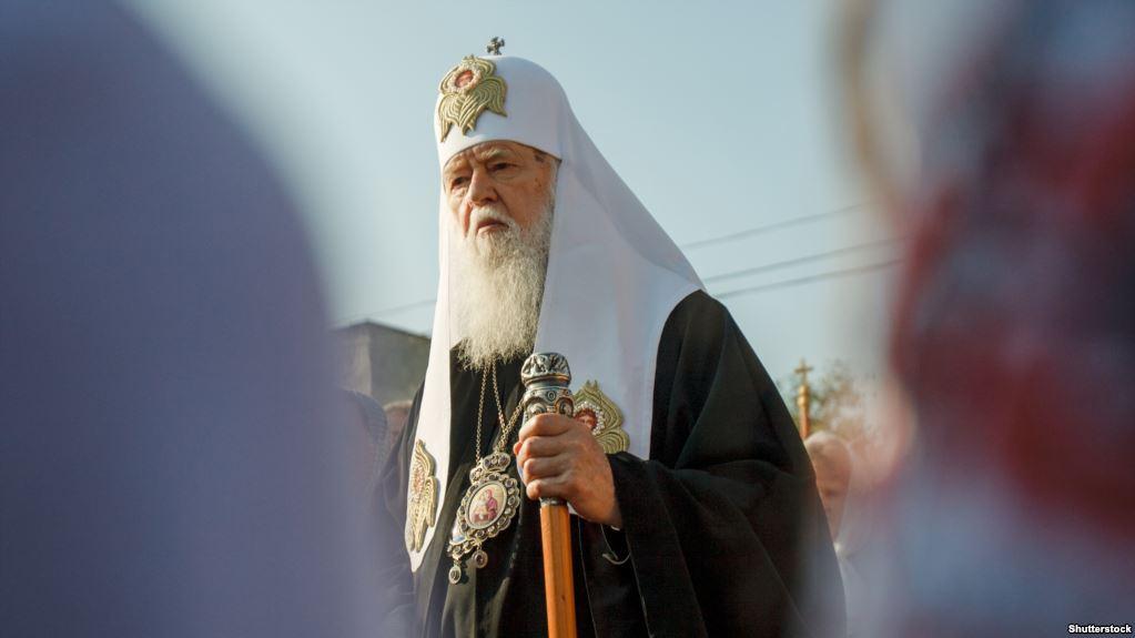 Патріарх Філарет розповів, чому Господь визволить з російського полону українських журналістів