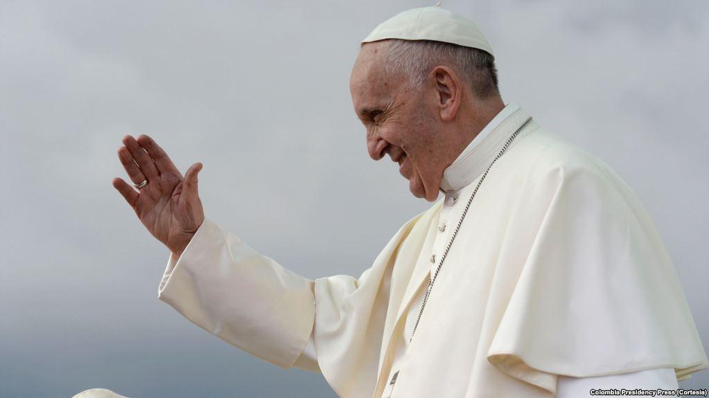 Митрополит РПЦ поскаржився Папі Римському на Україну