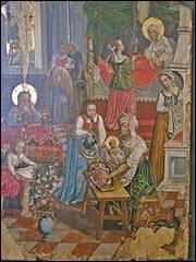 8 вересня римо-католики і вірмени святкують Різдво Діви Марії