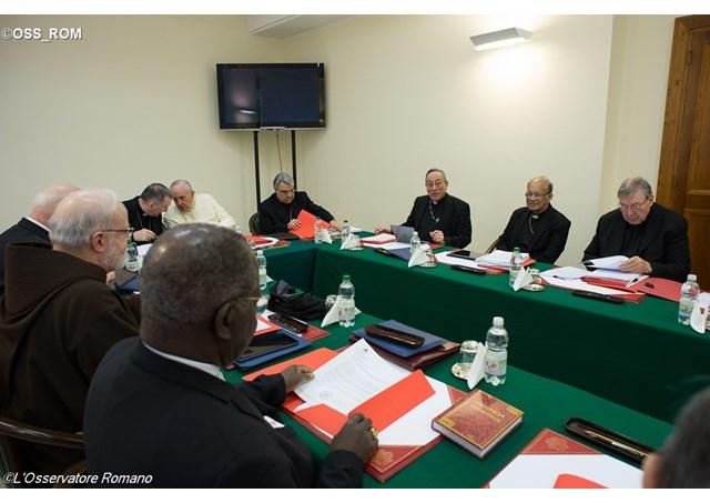 Рада кардиналів у Ватикані напрацьовує реформу Римської Курії