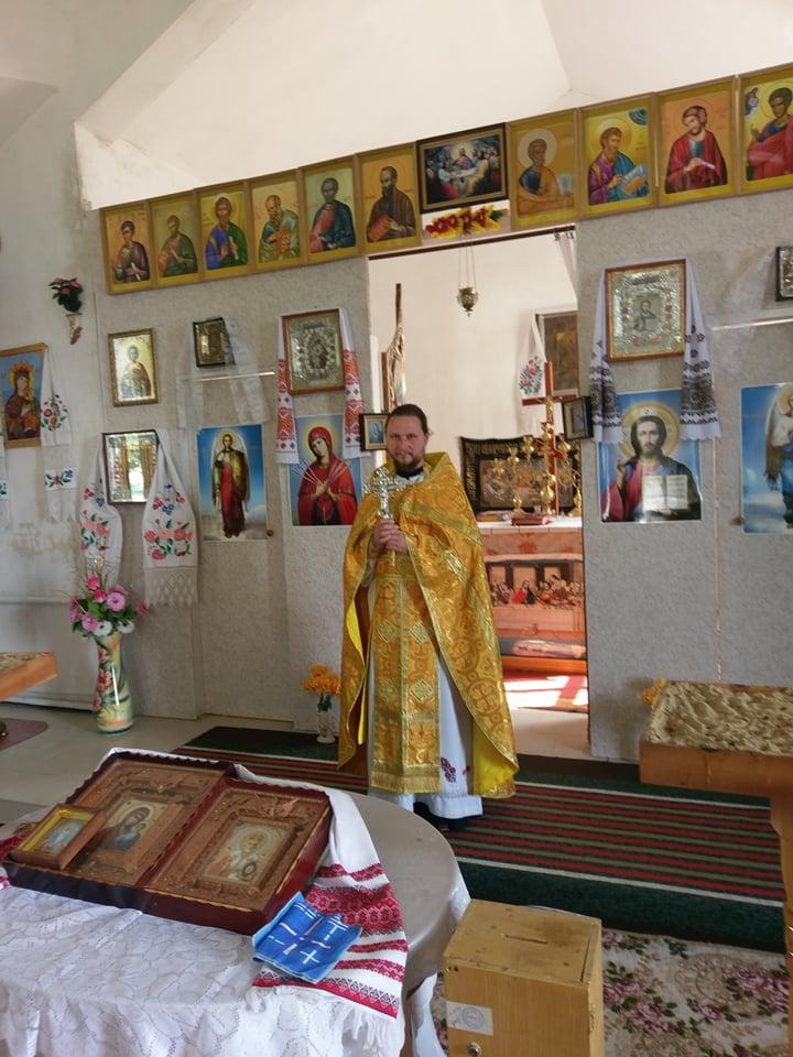 На Сумщині священк УПЦ (МП) перейшов до Київського Патріархату