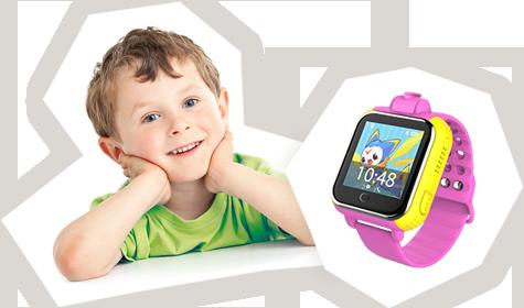 Ребенок с умными часами всегда под контролем