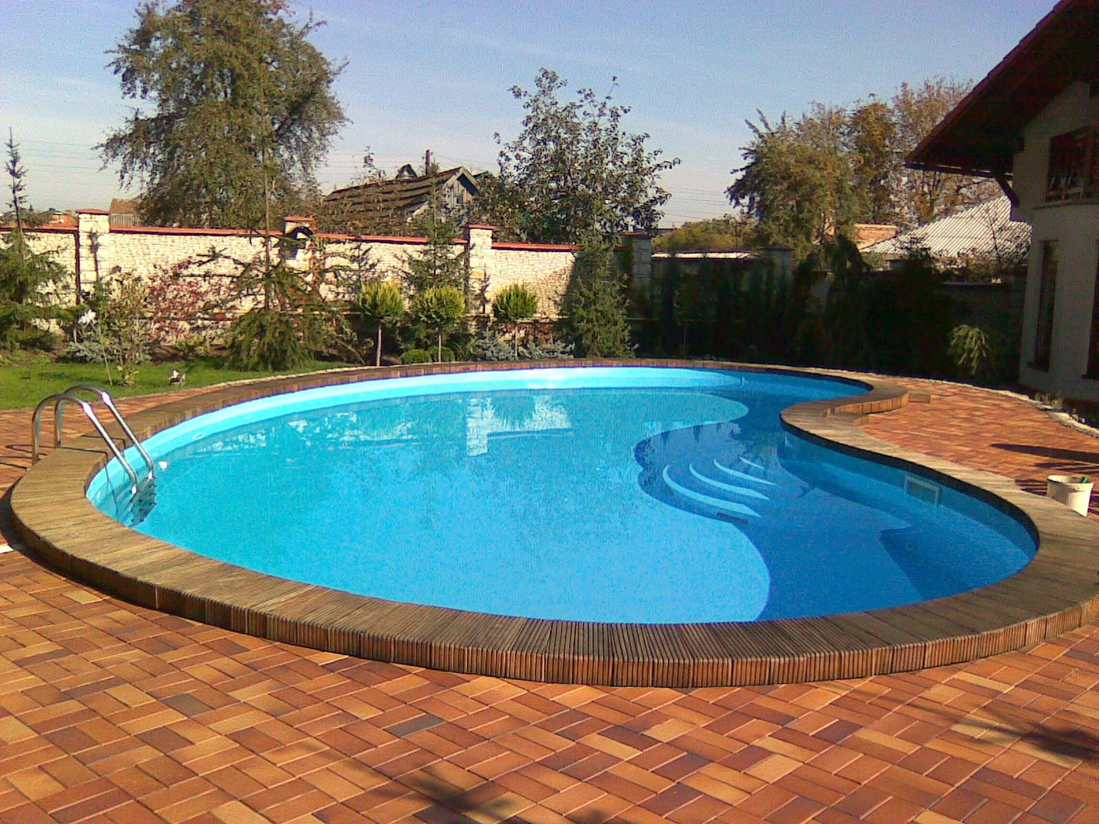 Строительство бассейнов под заказ
