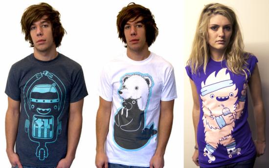 Как изменились футболки за время своего существования?