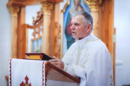 Греко-католицький священик став почесним громадянином м. Бара