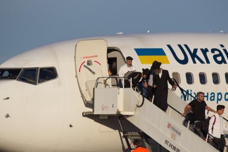 Аеропорт «Вінниця» прийняв перші чартери з хасидами