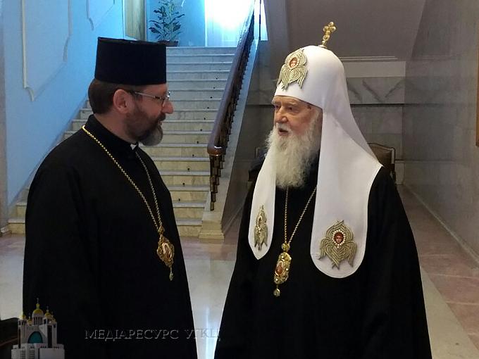 Глава УГКЦ та Патріарх УПЦ КП підтримали ідею облаштувати меморіал на місці єврейського кладовища у Самборі